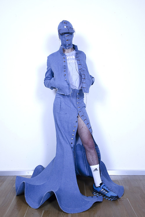 Forbidden Denimeries - © Swiss Design Awards Journal