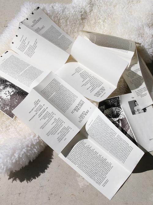 Mirko Leuenberger & David Lüthi - © Swiss Design Awards Journal