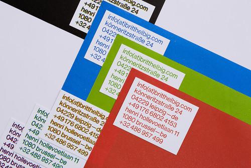 More Impression - © Swiss Design Awards Journal
