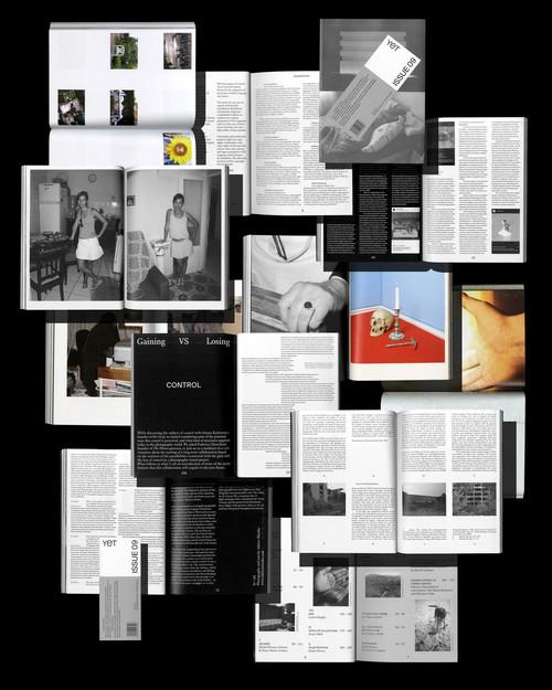 YET Magazine - © Swiss Design Awards Journal