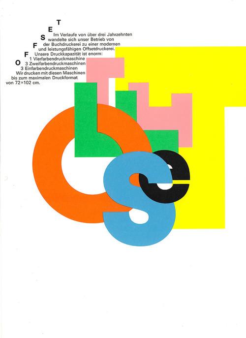Rosmarie Tissi - © Swiss Design Awards Journal